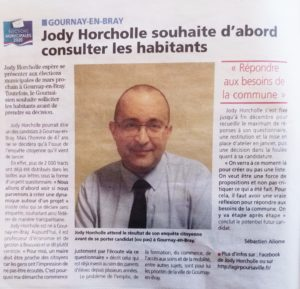 Jody Horcholle