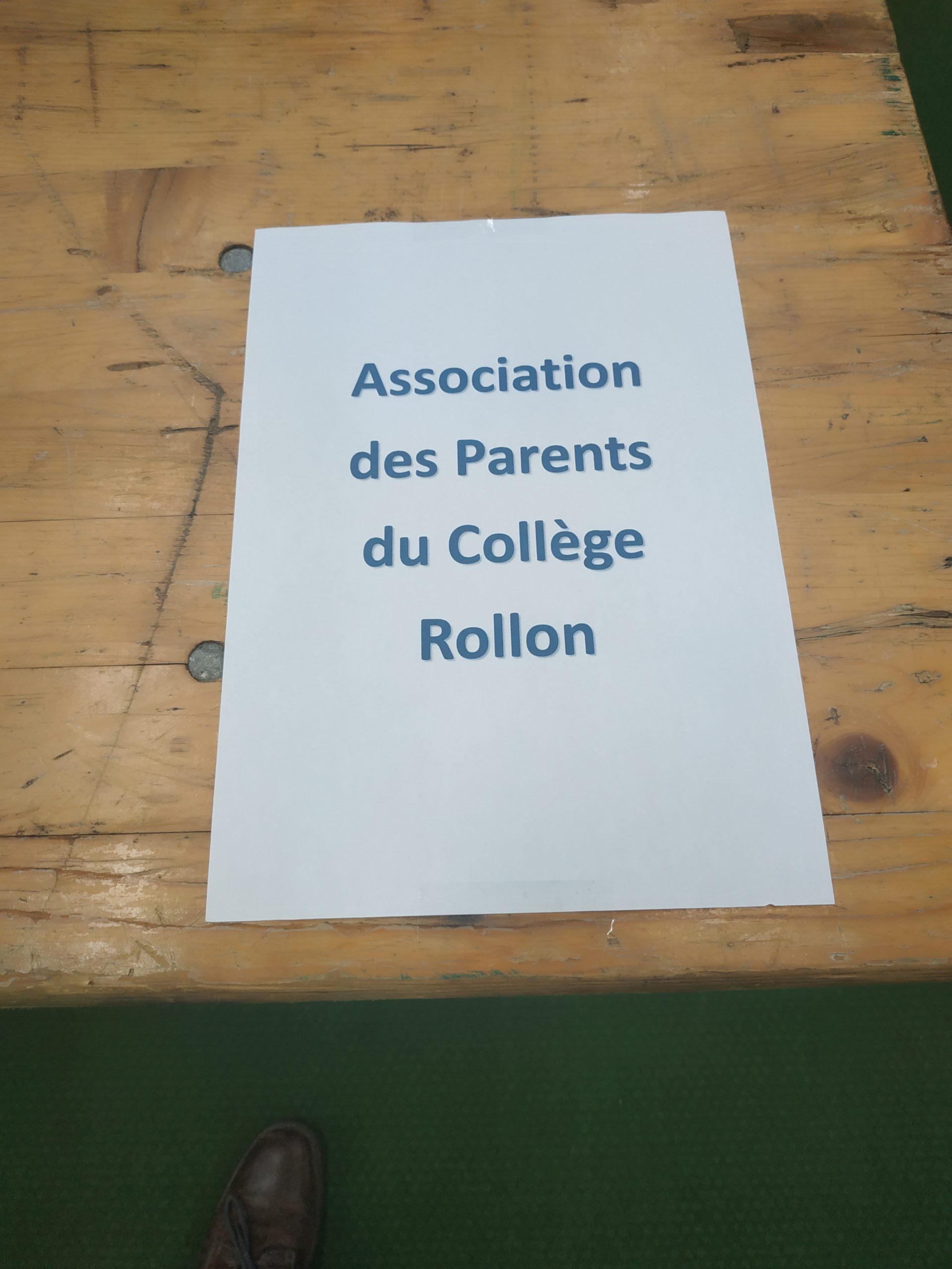 Association des parents